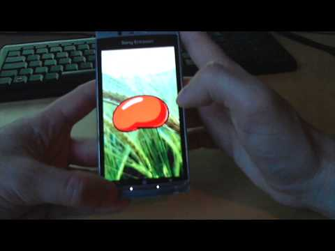 comment installer jelly bean sur xperia arc s