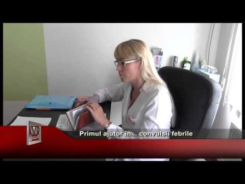 Primul ajutor în… convulsii febrile