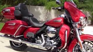 8. 2014 Harley Davidson Ultra Classic Electra Glide Motorcycles New colors
