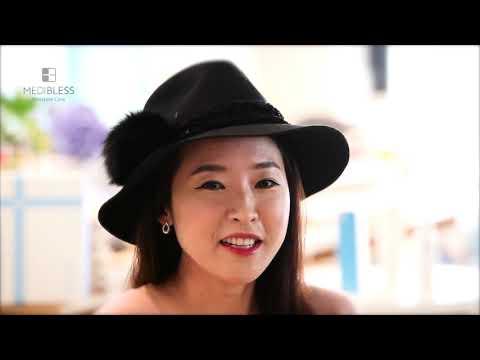 화장품 인터뷰 영상