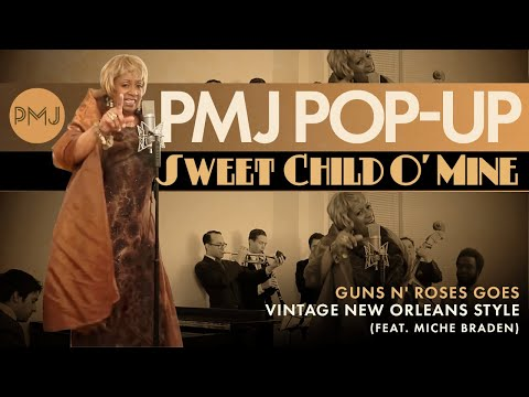"Guns N' Roses  ""Sweet Child O' Mine"" Cover by Scott Bradlee's Postmodern Jukebox"