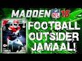 Madden 16 Ultimate Team Football Outsiders Jamaal Charl