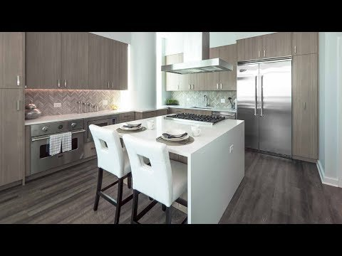 Tour a new 3-bedroom, 3-bath penthouse at Streeterville's Atwater apartments