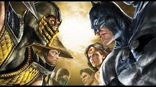 Video Mortal Kombat vs DC Universe All Cutscenes (Game Movie) 1080p HD MP3, 3GP, MP4, WEBM, AVI, FLV Desember 2018