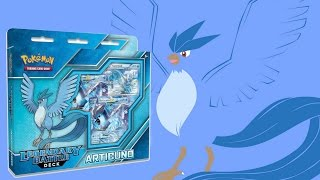 Articuno Legendary Battle Deck Review by Demon SnowKing