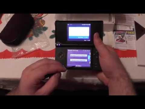 Моя консоль - Nintendo DSi