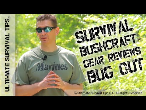 NEW! Survival & Bushcraft Training, Gear Reviews, Bug Out Bags and MORE! Best Stuff – Coming Soon