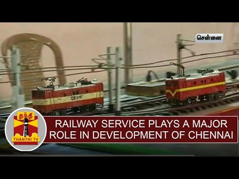 Madras-Day--Railway-Service-plays-a-major-role-in-the-development-of-Chennai-Special-News