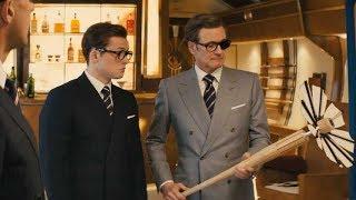 映画『キングスマン:ゴールデン・サークル』ガジェット特別映像