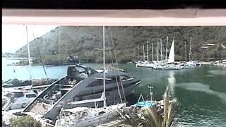 Nanny Cay Timelapse 11am-6pm 09 Jan 2016