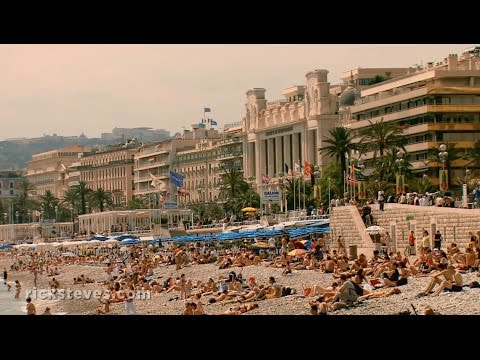 Nice - With its sea-front promenade, fine museums and sunny coastline, Nice is the enjoyable, big-city highlight of the Riviera. Much loved for its blue seas and bl...