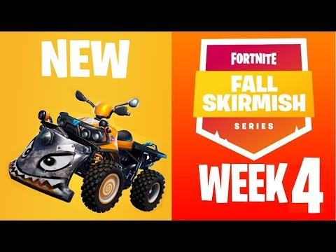 $10M Fortnite Fall Skirmish (WEEK 4) #FALLSKIRMISH Myth, Tfue, Ninja (HIGHLIGHTS)
