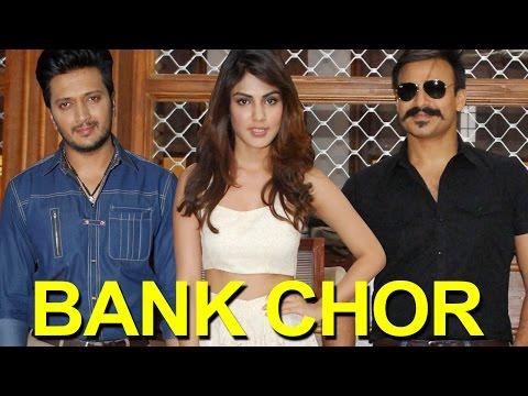 On The Sets: Bank Chor Stars Riteish Deshmukh & Vi