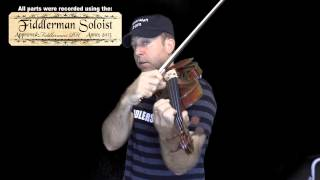 Section 3 - Fiddlerman Pachelbel Canon Project