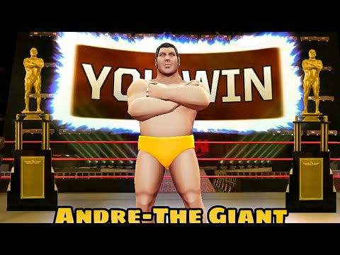 Unlocking 5 Star Andre - The Giant | WWE Mayhem | Master Mayhem |