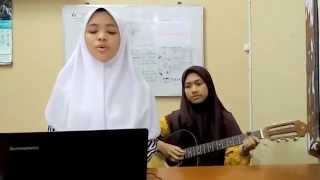 Siti Nurhaliza - Bukan Cinta Biasa ( Cover by Amara and Jasmine)