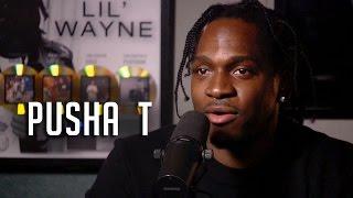 Hot 97 - Pusha T Goes Off on Critics of His