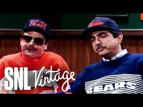 Bill Swerski's Superfans: Bears vs. Giants - SNL