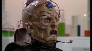 The Doctor & Davros Meet Again