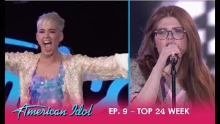 "Video Catie Turner: Katy Perry Goes CRAZY Over Her Cover Of ""Call Me"" By Blondie 