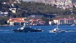 Serpukhov Russia  city photo : Russian Navy's Buyan-M Class Corvette Serpukhov