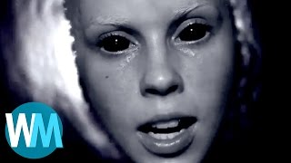 Download Lagu Top 10 Most Terrifying Music Videos Mp3