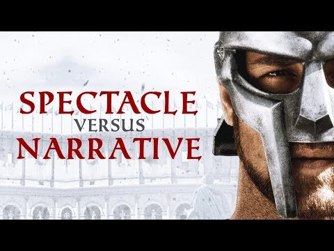 Gladiator | Turning Spectacle into a Meaningful Story