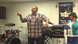 Pentecost: The Reality Of The Holy Spirit -- Apostle Steven&Prophet LaQuenta  Part 2 Video 2