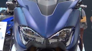 2. 2019 Yamaha TMAX DX | Yamaha Scooter | Spec | Features | New Yamaha Scooter 2019