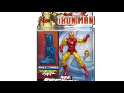 Video Marvel Iron Man Classic Iron Man Figure now on YouTube