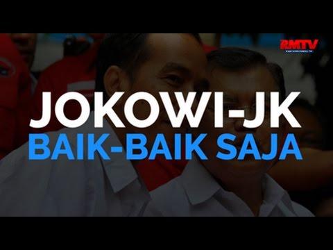Jokowi-JK Baik-baik Saja