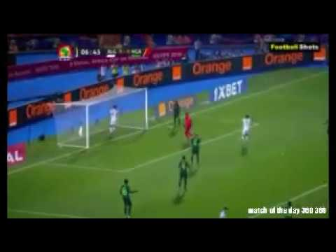 Algeria vs Nigeria 2-1 All Goals and Highlight AFCON2019