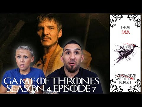 Game Of Thrones Season 4 Episode 7 'Mockingbird' REACTION!!