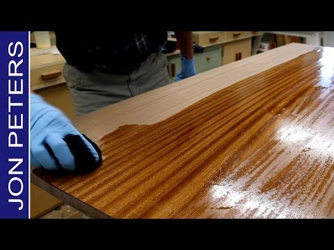 How to Make a Beautiful Wooden Countertop
