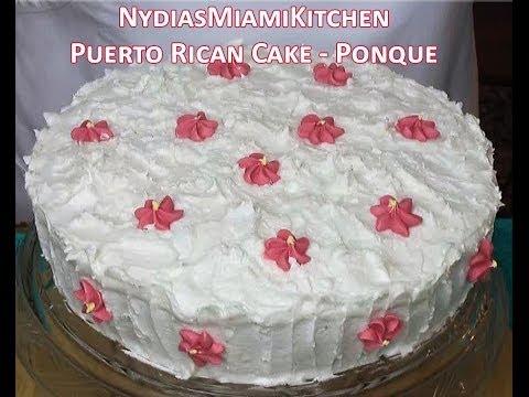 Bizcochos Mojaditos De Puerto Rico