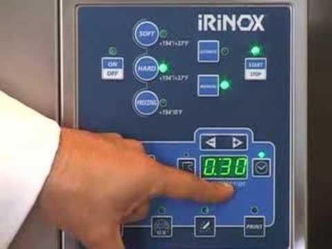 Irinox - Operating the HC Controller