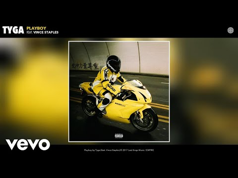 Tyga - Playboy (Audio) ft. Vince Staples