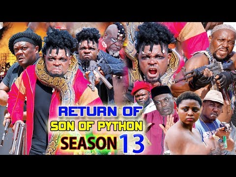 RETURN OF SON OF PYTHON SEASON 13- NIGERIAN MOVIES 2020 LATEST FULL  MOVIES