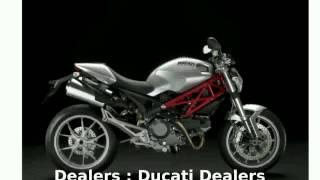 6. 2011 Ducati Monster 796 Details, Info