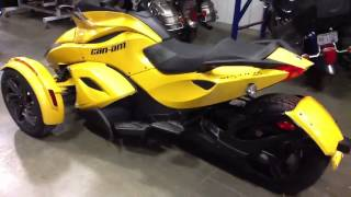 10. 2013 Can-Am Spyder® ST-S - SE5