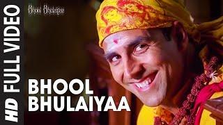 Video Bhool Bhulaiyaa Title Track (Full Video) | Akshay Kumar, Vidya Balan | Neeraj Shridhar | Pritam download in MP3, 3GP, MP4, WEBM, AVI, FLV January 2017