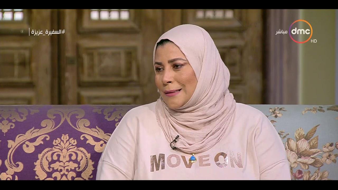 السفيرة عزيزة - قصة نجاح فتاة تعمل في مجال ميكانيكا السيارات