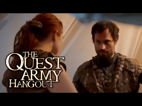 The Quest Army Hangout #2 with Bonnie Gordon & Peter Windhofer