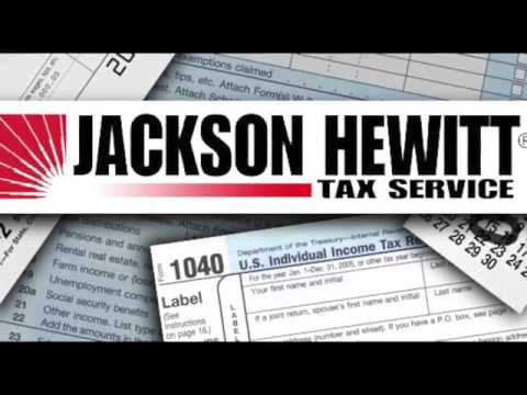 Jackson Hewitt Tax Season Video Advertisment