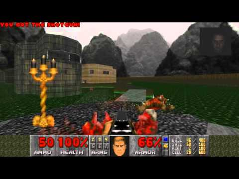 Проходим новый уровень Doom от Джона Ромеро