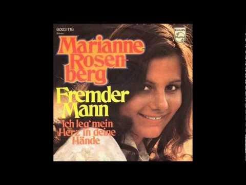 Tekst piosenki Marianne Rosenberg - Fremder Mann po polsku