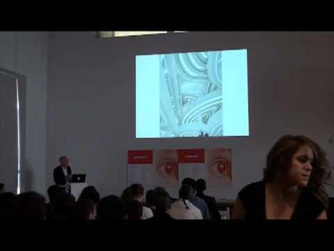 Ben van Berkel的讲座。莱斯大学系列:决断