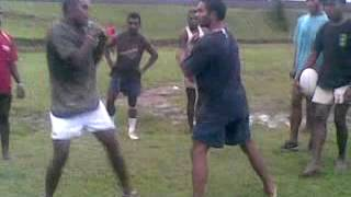 Fijian Fights! Enjoy..