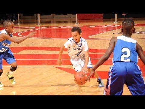Carnegie Johnson at 2015 10U AAU Boys Basketball Nationals