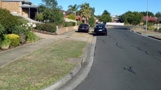 Geelong Australia  city pictures gallery : iphone 4s car video (Highton + Belmont) Geelong, Australia 1080p video